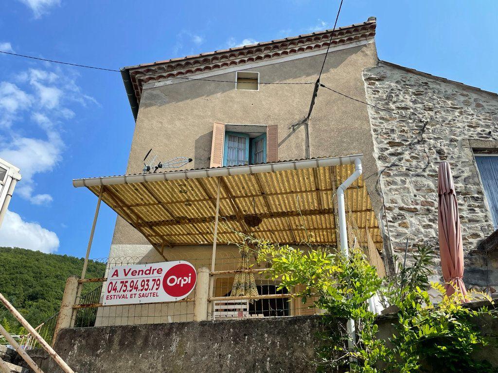 Maison à vendre 5 70m2 à Gagnières vignette-1