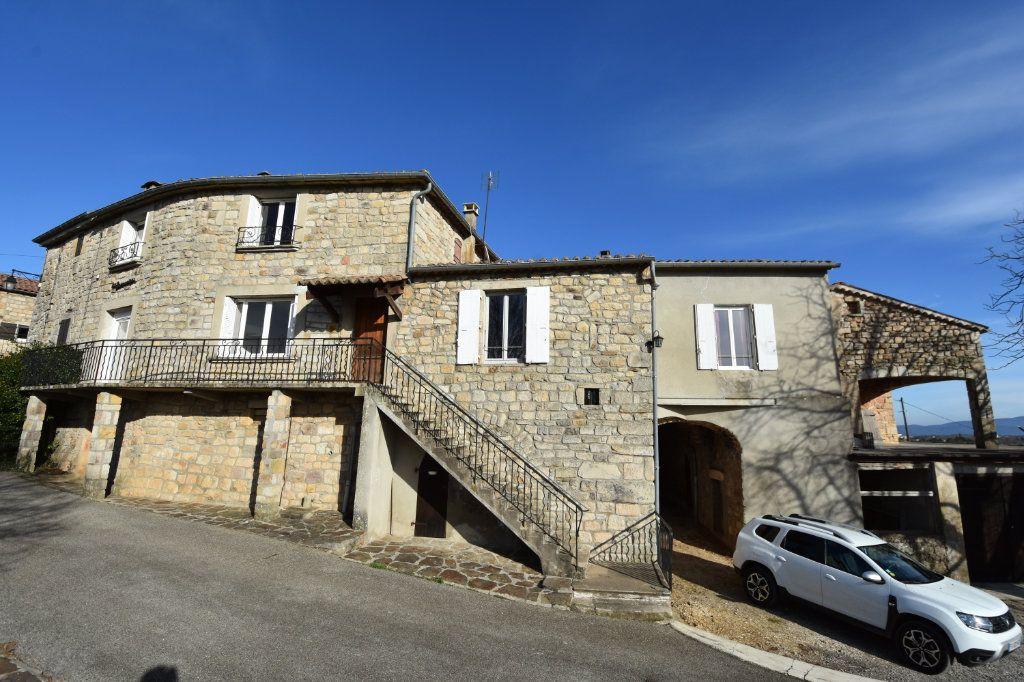 Maison à vendre 12 235m2 à Saint-Genest-de-Beauzon vignette-1