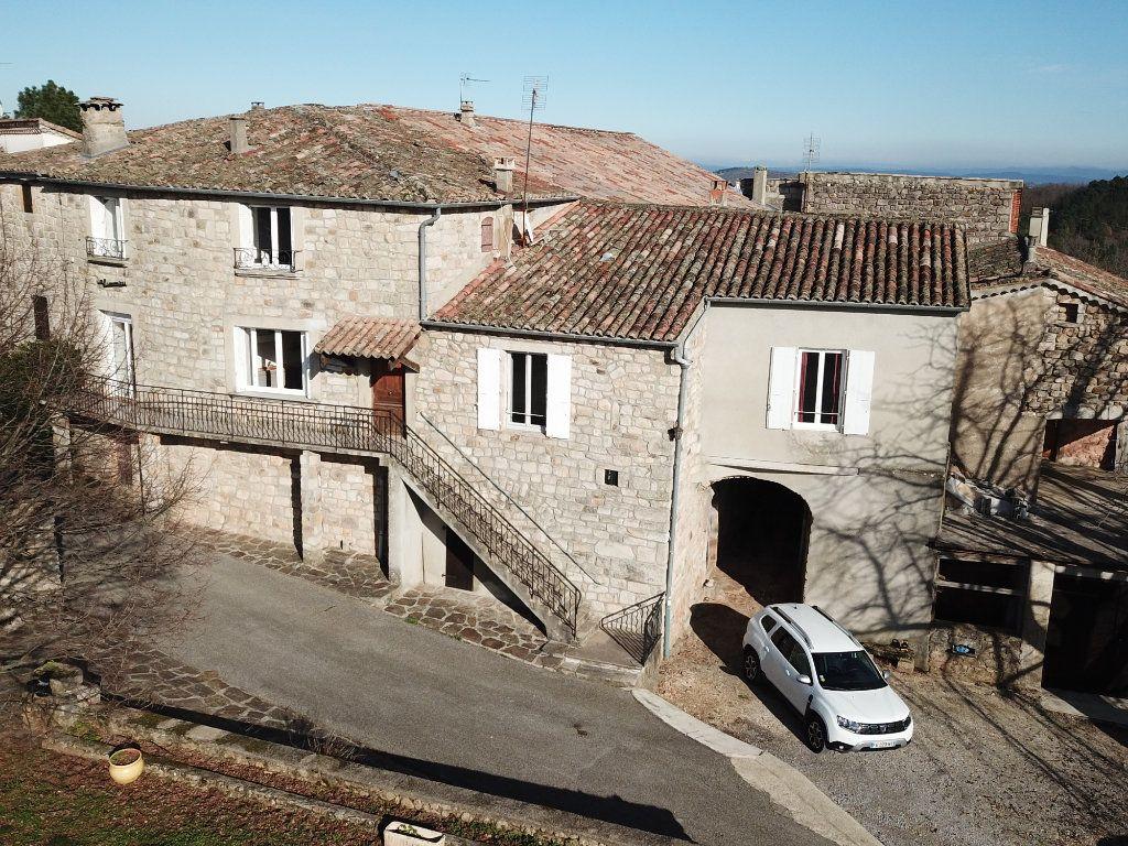 Maison à vendre 12 235m2 à Saint-Genest-de-Beauzon vignette-2