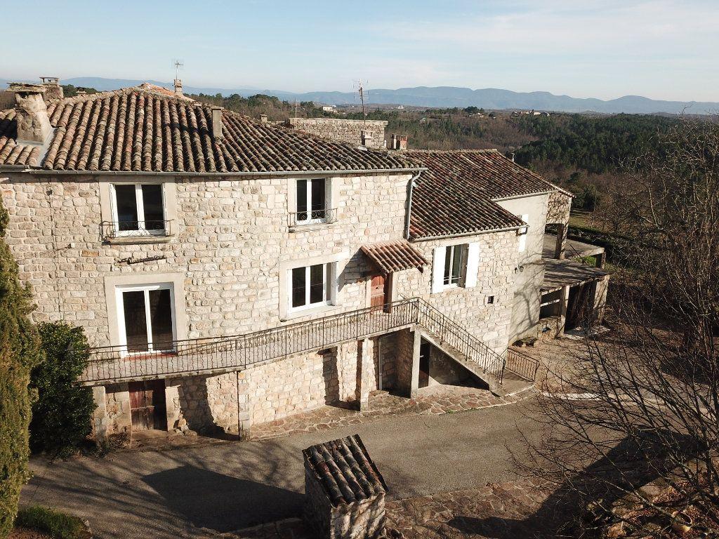 Maison à vendre 12 235m2 à Saint-Genest-de-Beauzon vignette-3