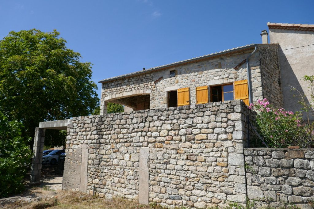 Maison à vendre 12 235m2 à Saint-Genest-de-Beauzon vignette-11