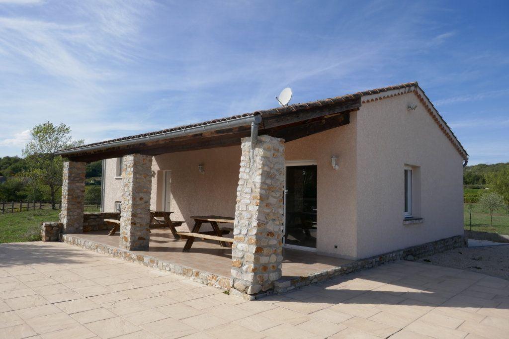 Maison à vendre 6 112m2 à Berrias-et-Casteljau vignette-4