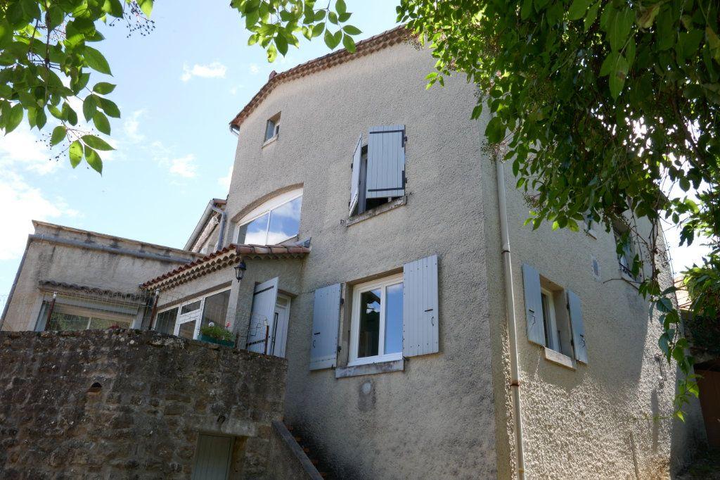 Maison à vendre 11 180m2 à Laurac-en-Vivarais vignette-1
