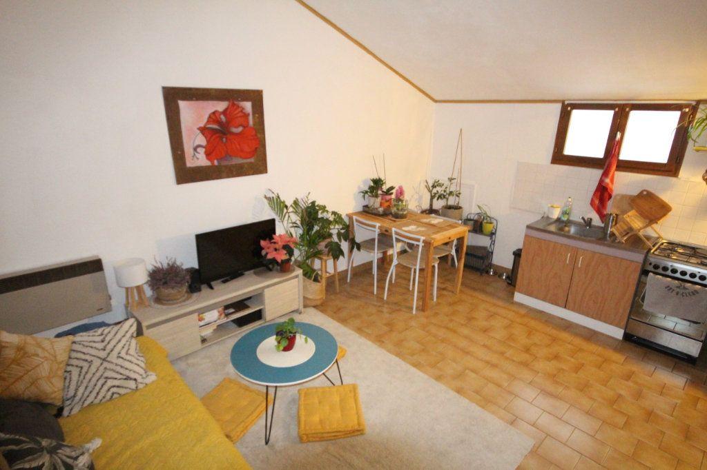 Appartement à vendre 2 41.4m2 à Les Vans vignette-1