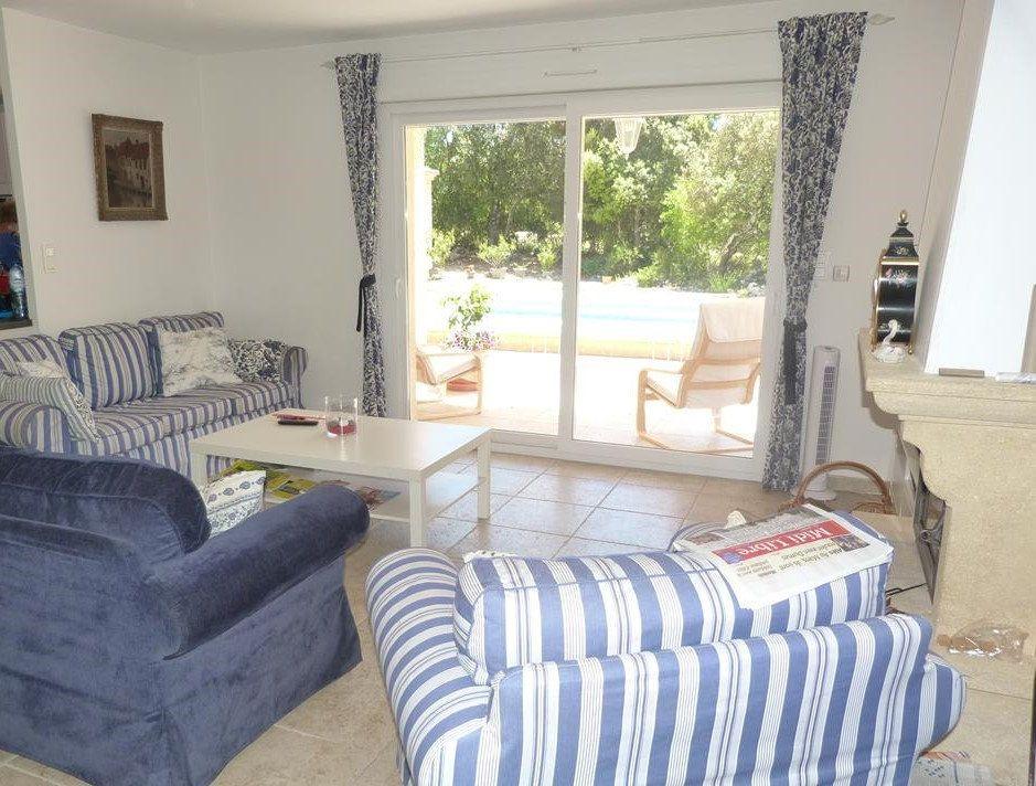Maison à vendre 4 130m2 à Méjannes-le-Clap vignette-5