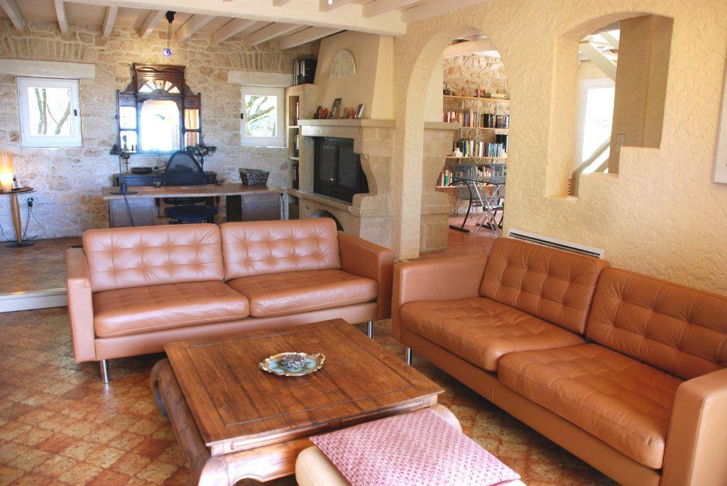Maison à vendre 8 194.5m2 à Méjannes-le-Clap vignette-4