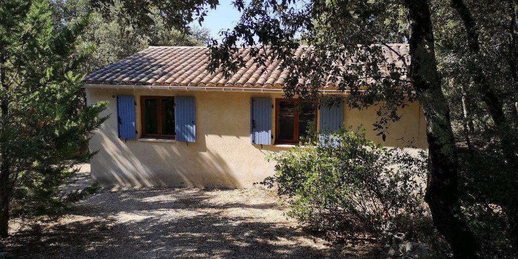 Maison à vendre 3 47m2 à Orgnac-l'Aven vignette-1