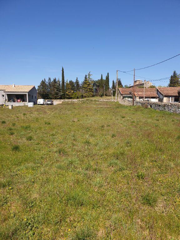 Terrain à vendre 0 1650m2 à Saint-André-de-Cruzières vignette-3