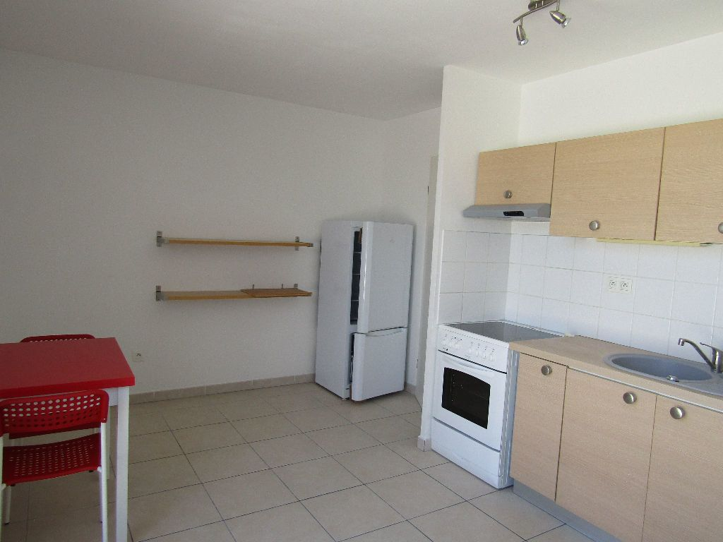 Appartement à louer 1 24m2 à Mauguio vignette-5