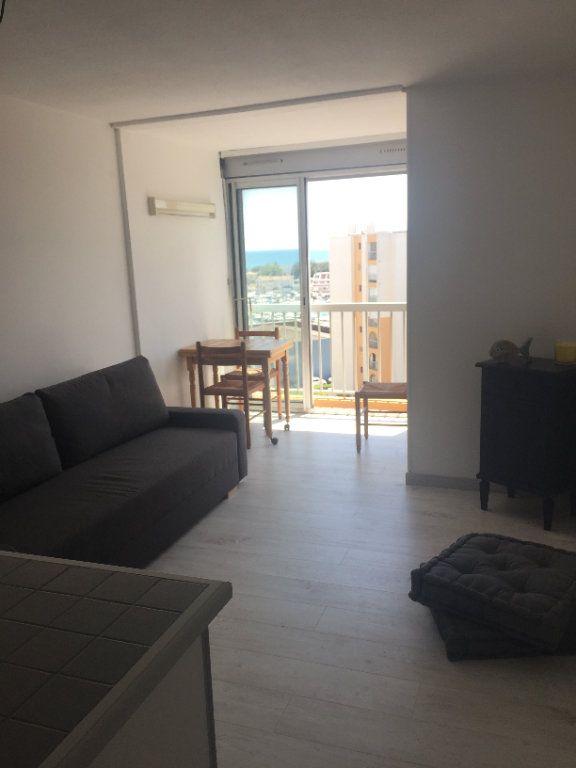 Appartement à louer 2 34.37m2 à Mauguio vignette-2