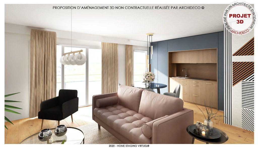 Appartement à vendre 4 85.33m2 à Ferney-Voltaire vignette-1