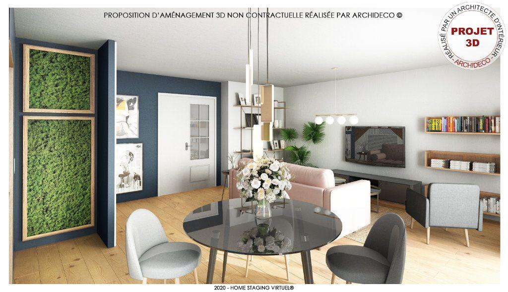Appartement à vendre 4 85.33m2 à Ferney-Voltaire vignette-2