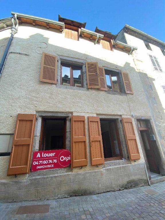 Appartement à louer 1 30m2 à Chaudes-Aigues vignette-3