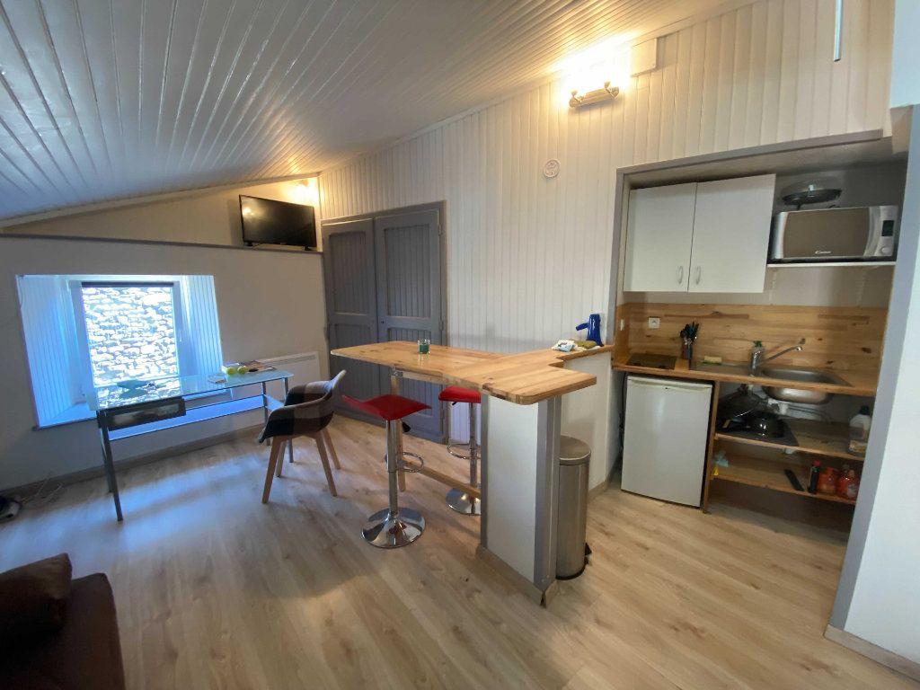 Appartement à louer 1 22m2 à Saint-Flour vignette-2