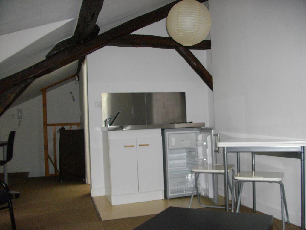 Appartement à louer 1 12m2 à Bourges vignette-1