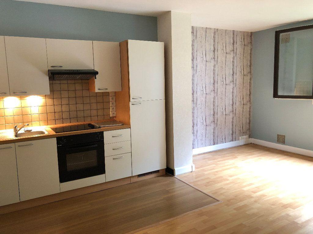 Appartement à louer 1 31m2 à Nevers vignette-2