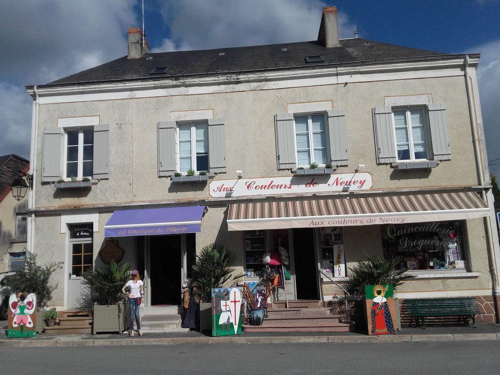 Immeuble à vendre 0 117m2 à Neuvy-Saint-Sépulchre vignette-1