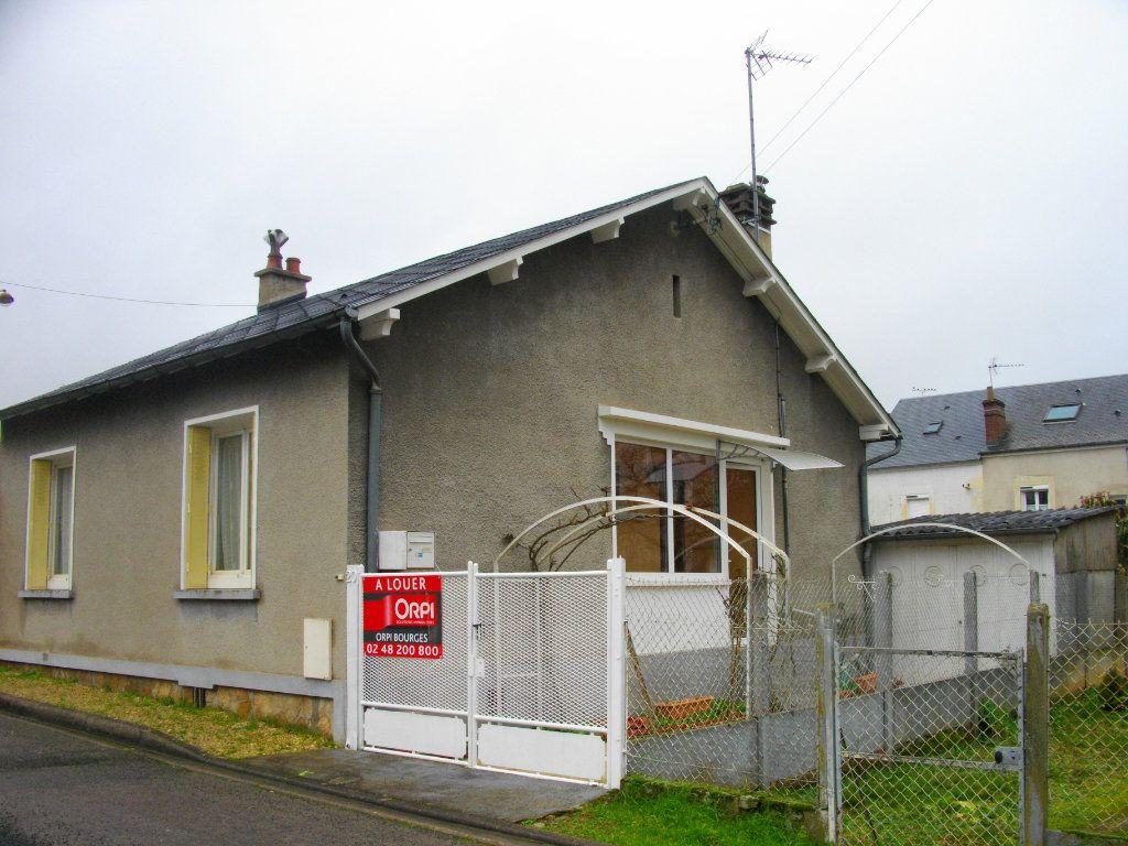 Maison à louer 2 51.7m2 à Bourges vignette-1