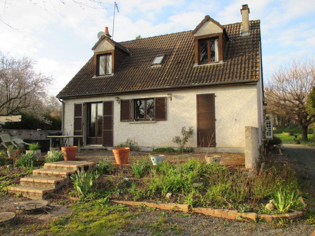 Maison à vendre 5 100m2 à Bengy-sur-Craon vignette-1