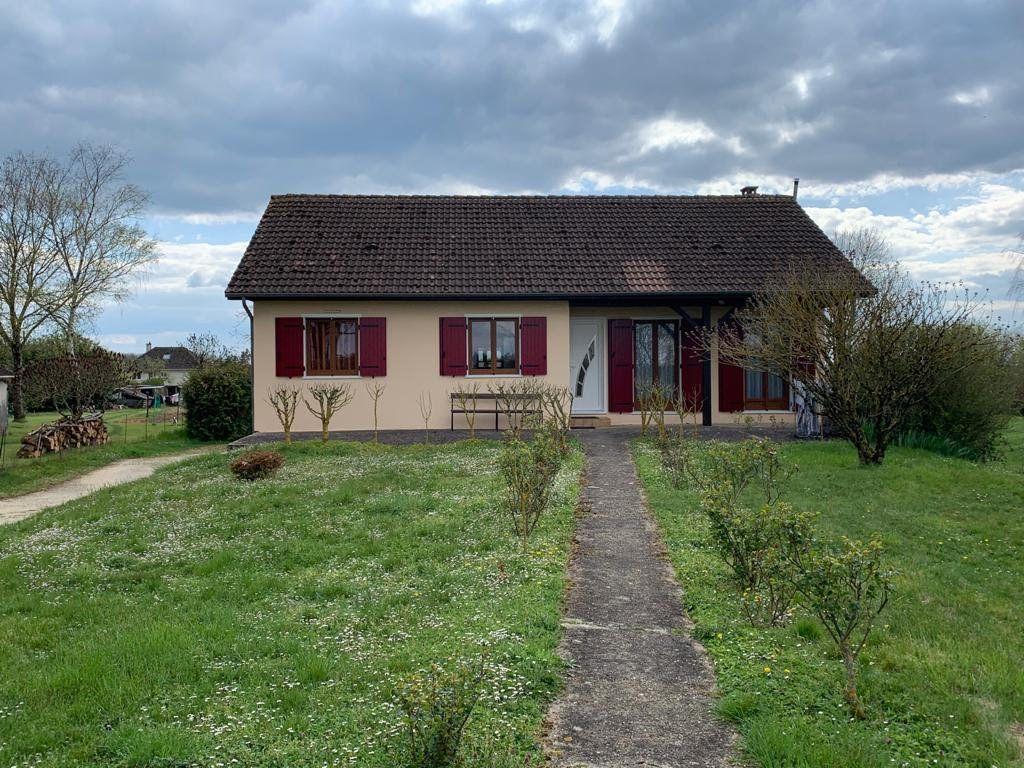 Maison à vendre 4 92m2 à Villequiers vignette-1