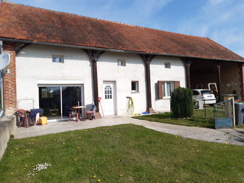 Maison à vendre 3 85m2 à La Guerche-sur-l'Aubois vignette-2