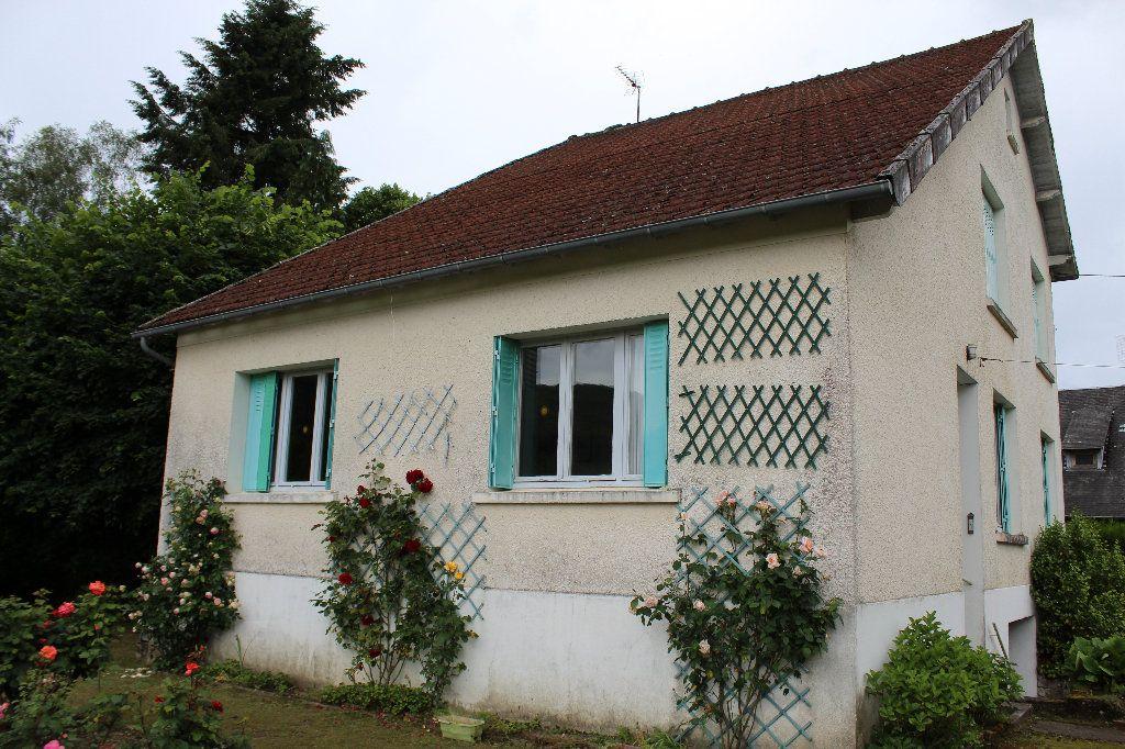 Maison à vendre 6 132m2 à Saint-Sulpice-Laurière vignette-1