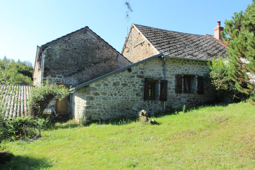 Maison à vendre 6 144m2 à Châtelus-le-Marcheix vignette-14