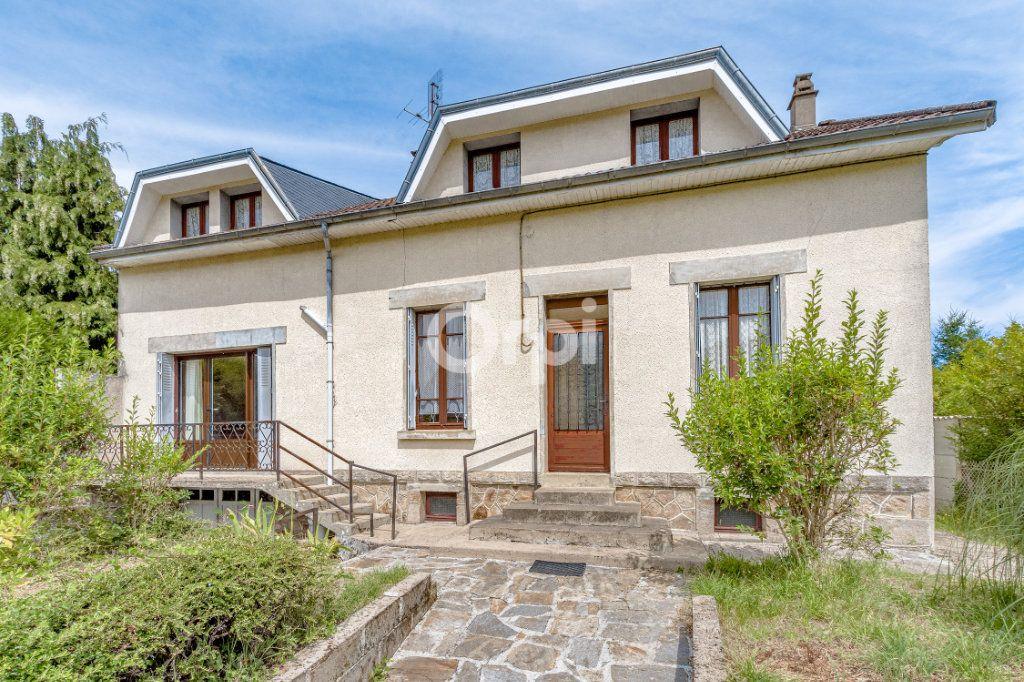 Maison à vendre 7 140m2 à Saint-Sulpice-Laurière vignette-2