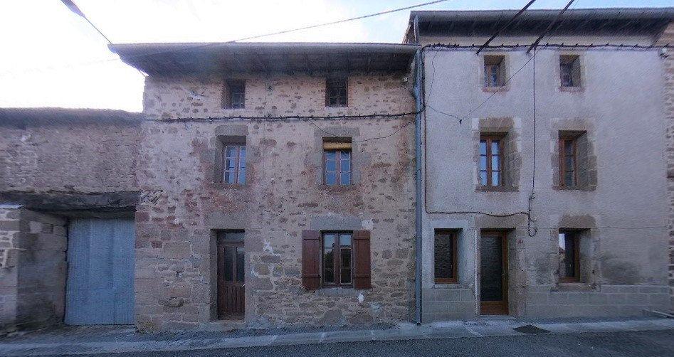 Maison à vendre 9 147m2 à Bersac-sur-Rivalier vignette-2