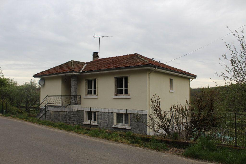 Maison à vendre 6 148.21m2 à Saint-Sulpice-Laurière vignette-1