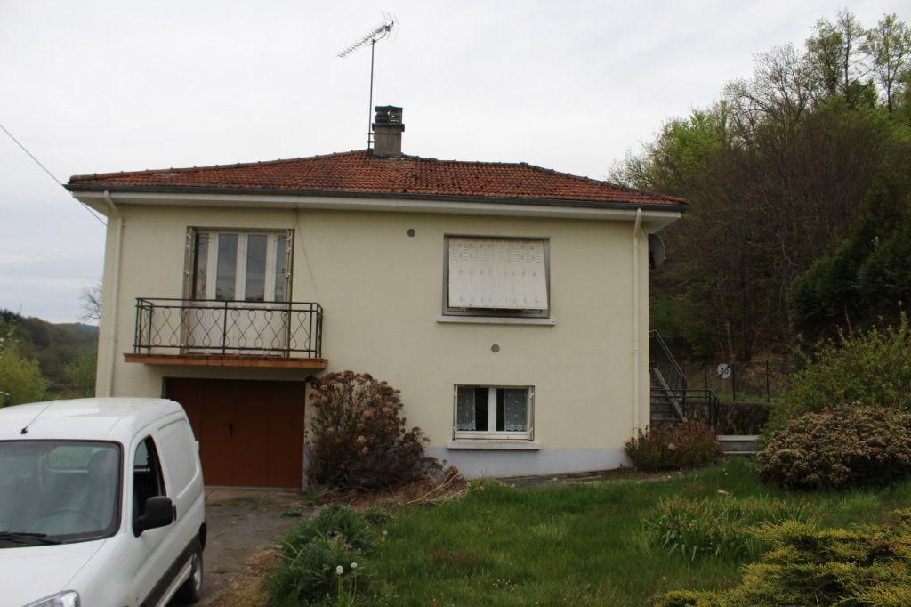 Maison à vendre 6 148.21m2 à Saint-Sulpice-Laurière vignette-3