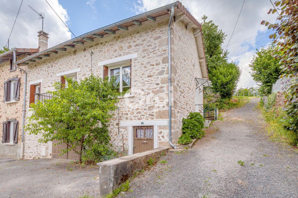 Maison à vendre 4 55m2 à Saint-Priest-Taurion vignette-13