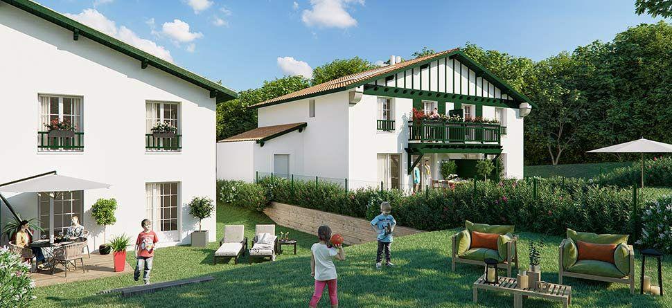 Maison à vendre 5 110m2 à Cambo-les-Bains vignette-1