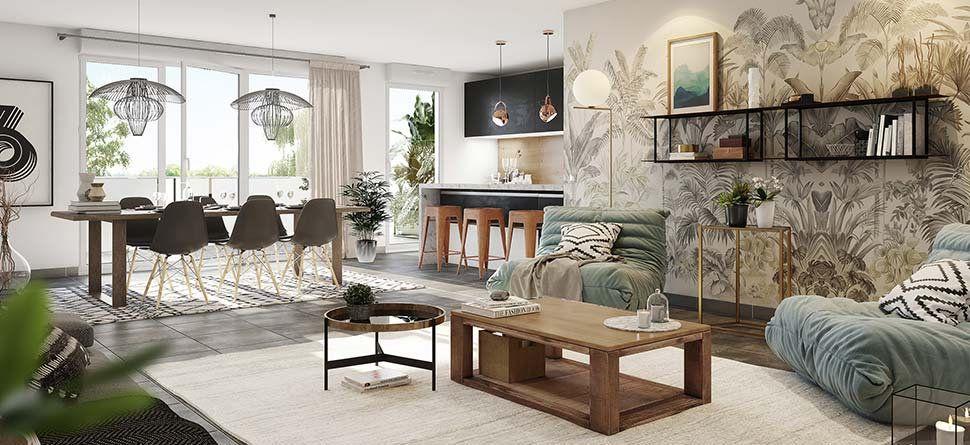 Appartement à vendre 4 94.37m2 à Bayonne vignette-1