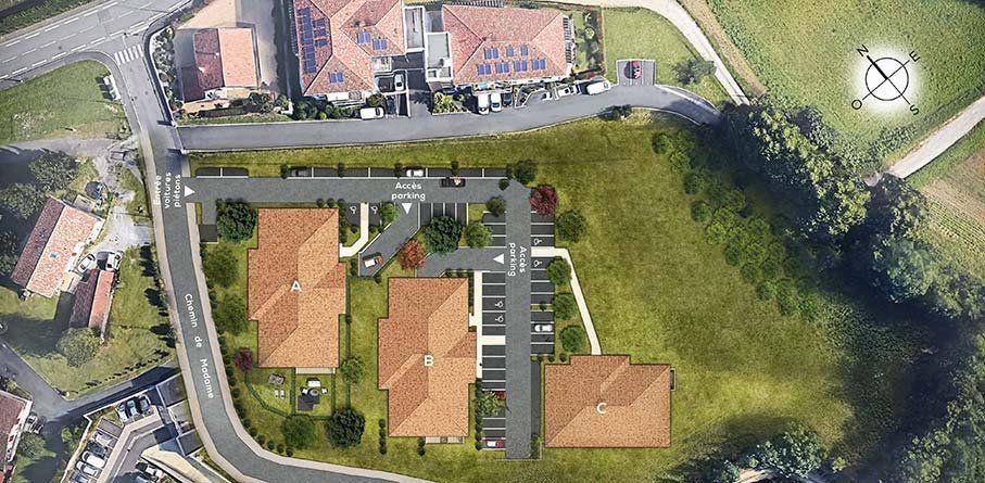 Appartement à vendre 4 94.37m2 à Bayonne vignette-5