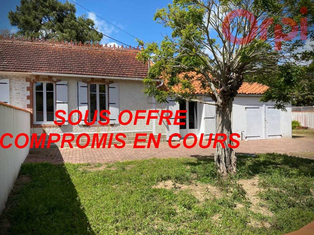 Maison à vendre 3 64m2 à Longeville-sur-Mer vignette-1