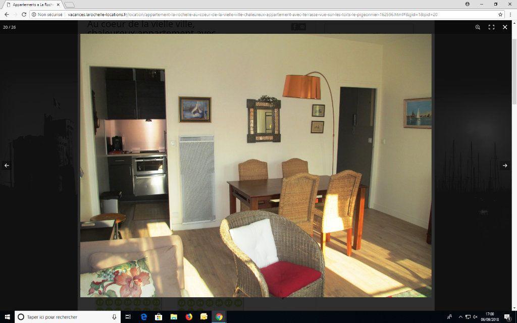 Appartement à vendre 3 58.32m2 à La Rochelle vignette-2