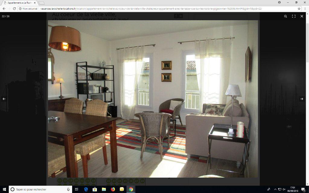 Appartement à vendre 3 58.32m2 à La Rochelle vignette-3