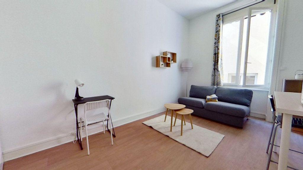 Appartement à louer 1 20.4m2 à Lyon 3 vignette-3