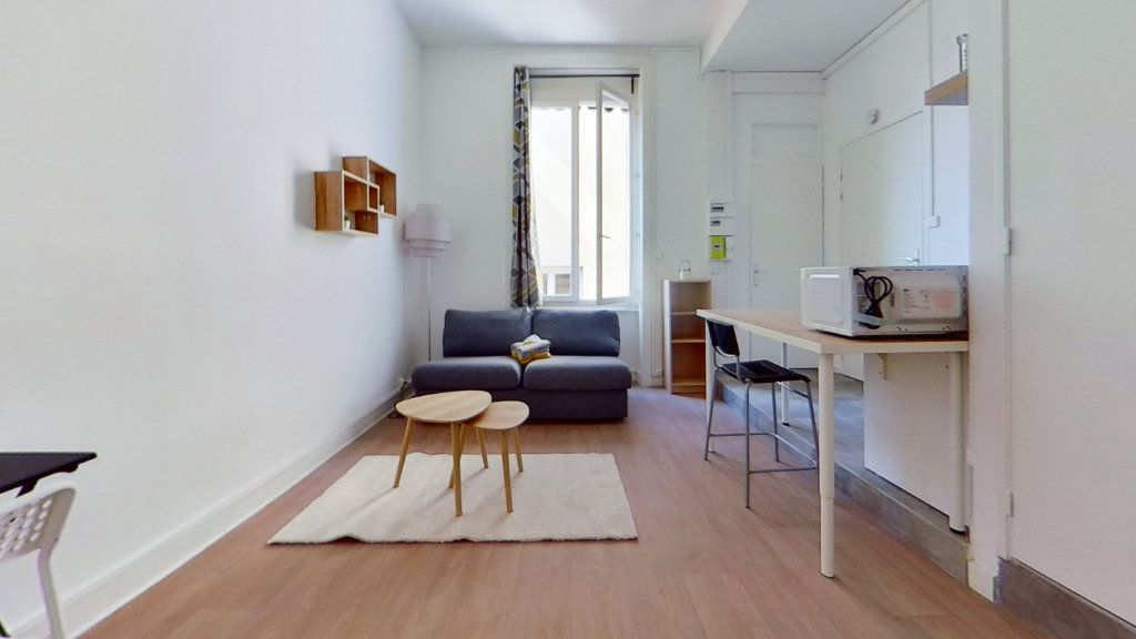 Appartement à louer 1 20.4m2 à Lyon 3 vignette-4