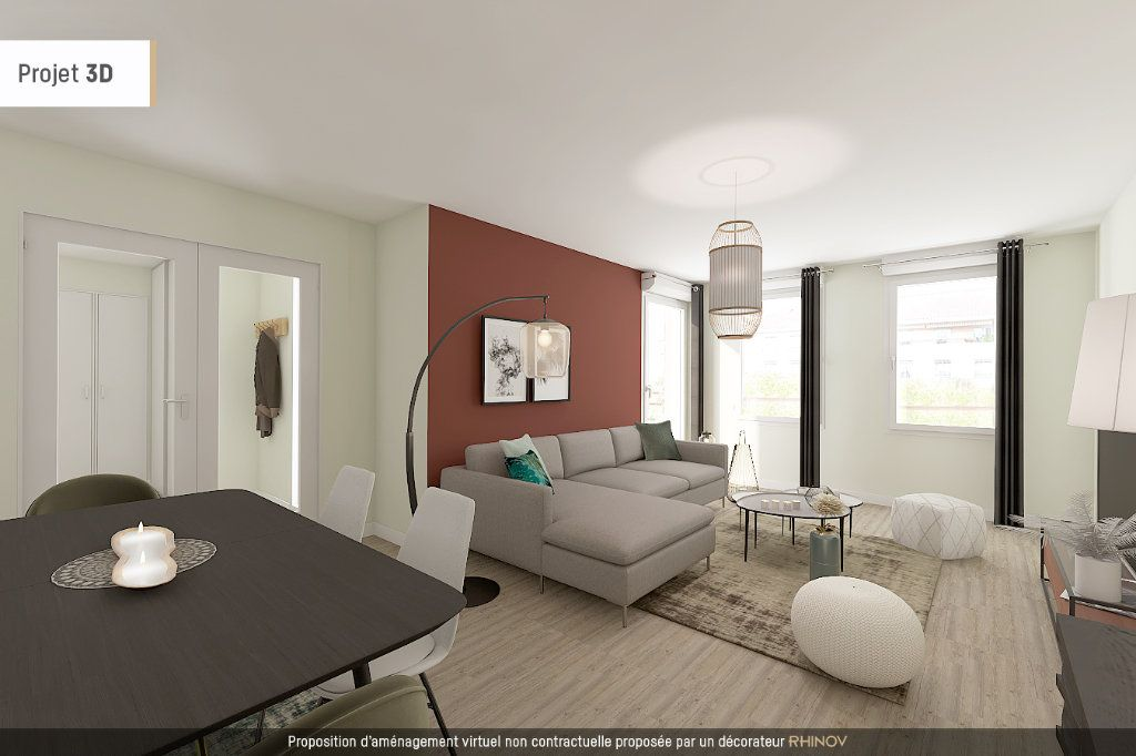 Appartement à vendre 4 100m2 à Lyon 3 vignette-1