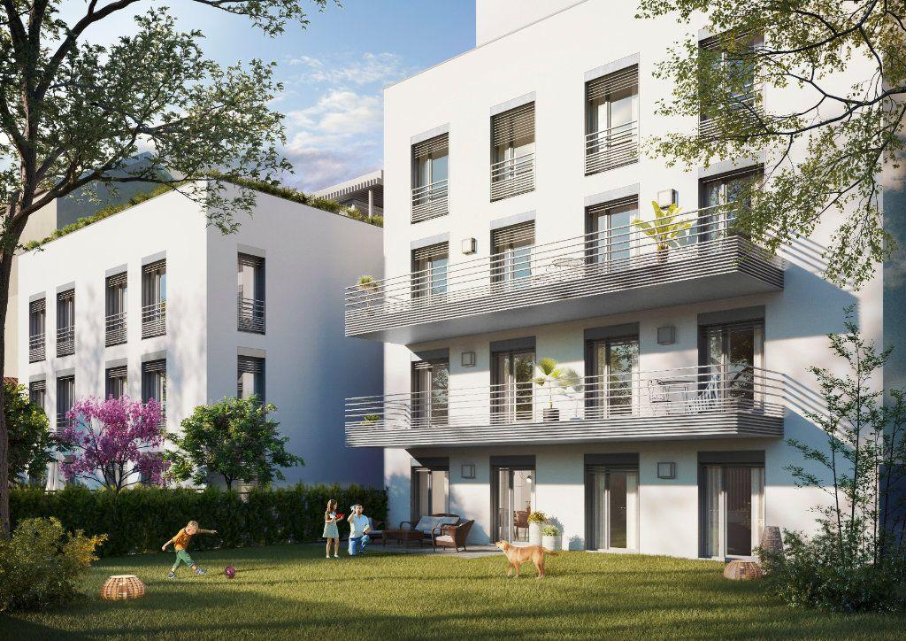 Appartement à vendre 3 64m2 à Lyon 3 vignette-1