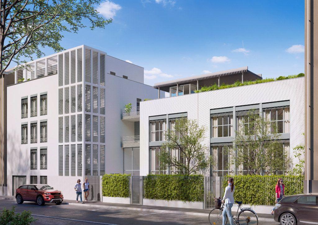 Appartement à vendre 3 64m2 à Lyon 3 vignette-2