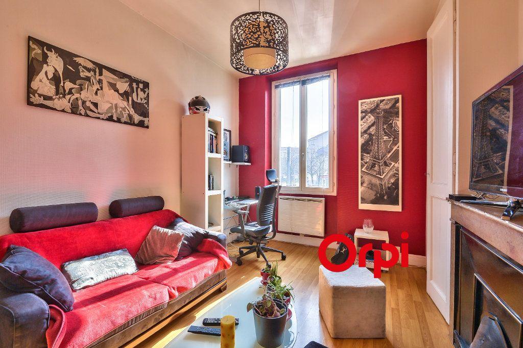 Appartement à vendre 2 38m2 à Villeurbanne vignette-1