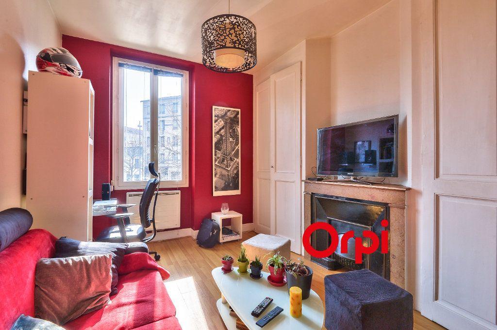 Appartement à vendre 2 38m2 à Villeurbanne vignette-8