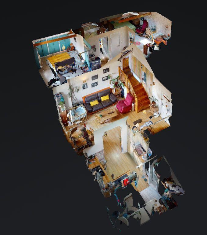Appartement à vendre 3 50.7m2 à Toulouse plan-1