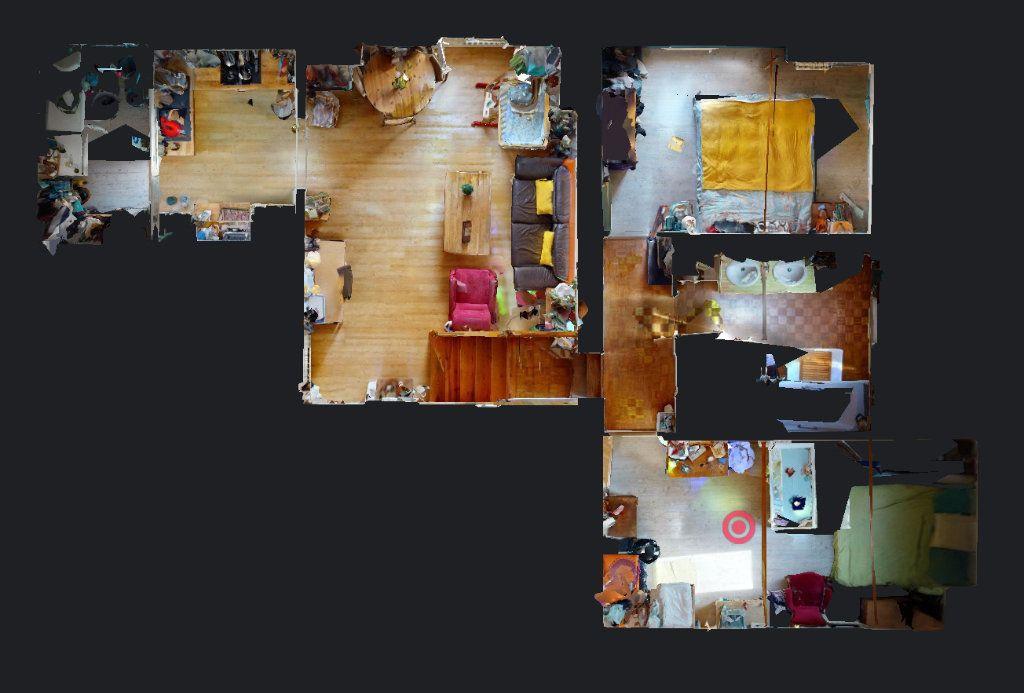Appartement à vendre 3 50.7m2 à Toulouse plan-2