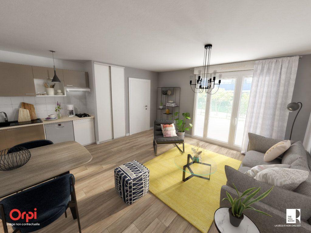 Appartement à vendre 2 40m2 à Toulouse vignette-1
