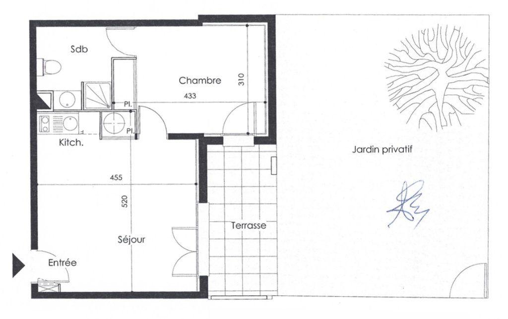 Appartement à vendre 2 40m2 à Toulouse vignette-4