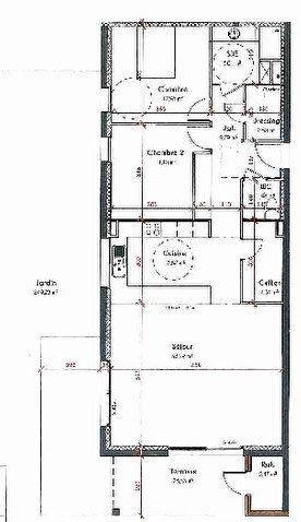 Appartement à vendre 4 94.95m2 à Pau vignette-3